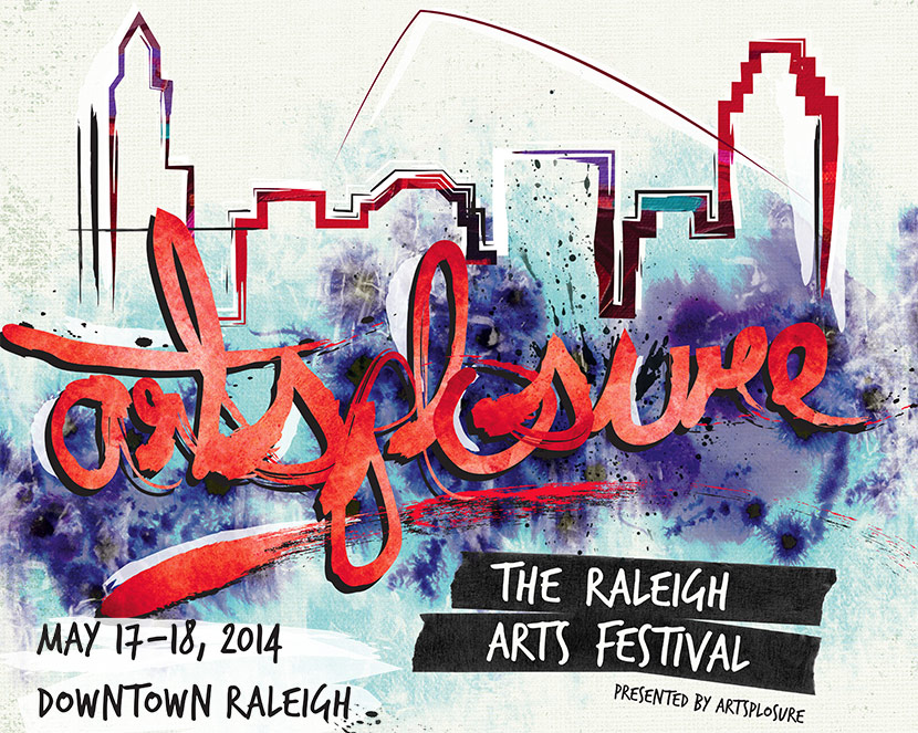 Artsplosure – The Raleigh Arts Festival Apps Available