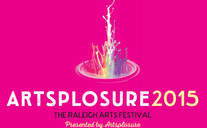 Full Lineup Announced For Artsplosure – The Raleigh Arts Festival 2015