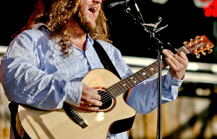 Welcoming Matt Andersen To Artsplosure
