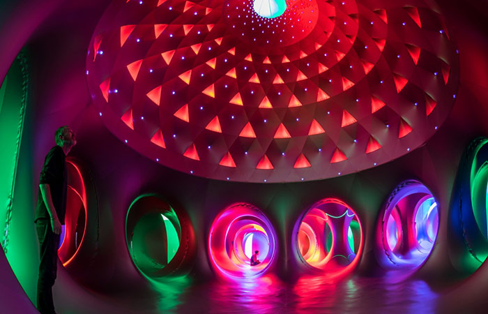 Must See: Architects Of Air's Katena Luminarium